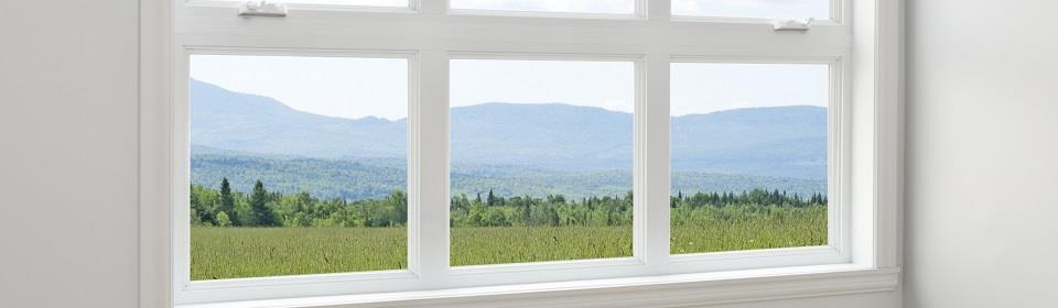 kozijnen in raam